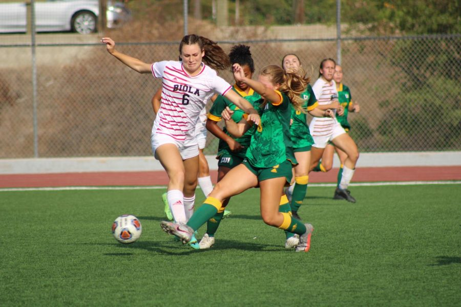 Women's soccer suffers another loss
