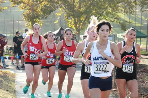 Cross country takes second place