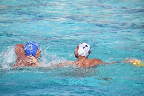 Historic first win for men's water polo