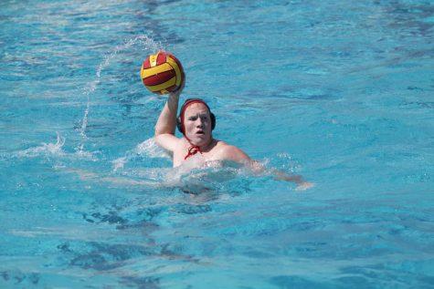 Men's water polo continue on a lose streak
