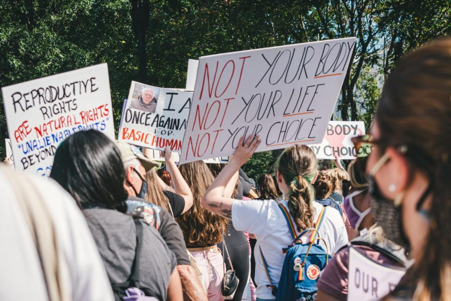 Reproductive rights take center stage at Womens March