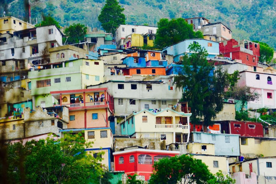 The absence of liberty, equality and fraternity in Haiti