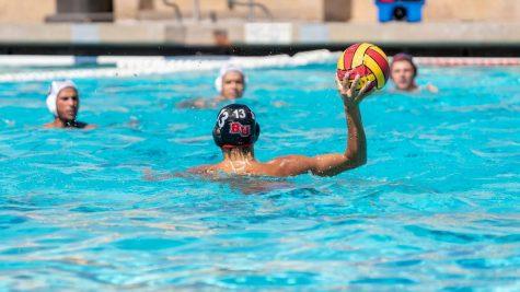 Men's water polo faces a loss